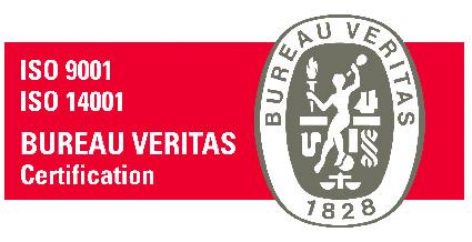 Logo ISO-9001/14001